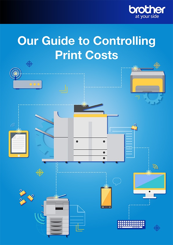 Reduce business print costs with Managed Print Services