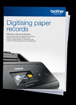 Digitising Paper Records